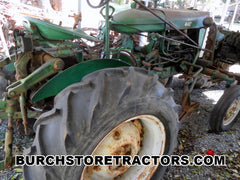 Oliver 440 tractors to restore