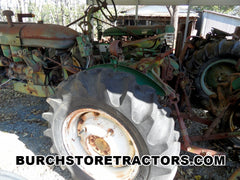 Oliver 440 tractors unrestored