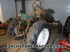 Oliver 440 unrestored tractor
