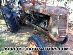 Oliver 70 tractor for salvage
