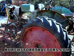 Oliver 77 tractor for parts
