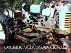 Oliver 77 tractor for salvage