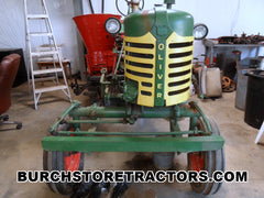 Oliver Super 44 Tractor for sale