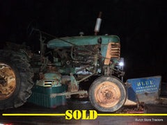 Oliver S44 Tractor sold
