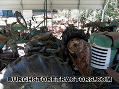 Oliver tractor for sale