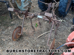 Rear Cultivator for Garden Tractor