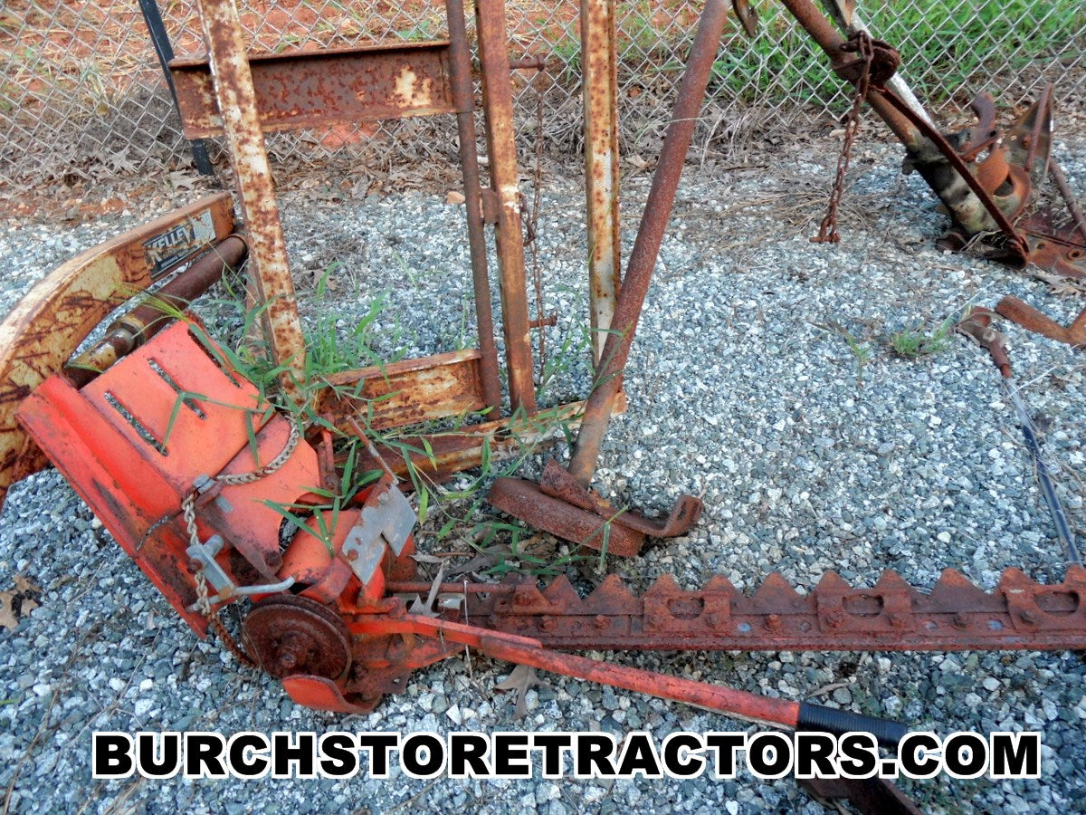 Vintage Garden Tractor Implements and Attachments – Burch Store Tractors