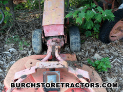 Walk Behind Mower for parts