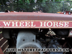 Wheel House Tractor for parts