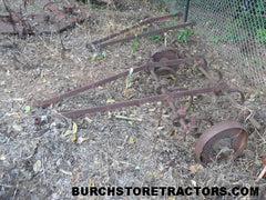 cub tractor cultivator