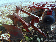 farmall 1 point hitch bottom plow