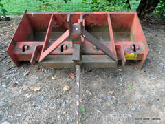 farmall 1 point hitch box blade