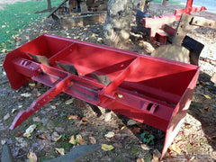 farmall 1 point fast hitch landscape blade