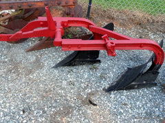 farmall 1 point fast hitch plow