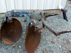 farmall 2 point fast hitch disc plow