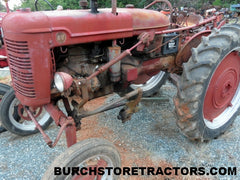 Farmall hicrop tractor for sale