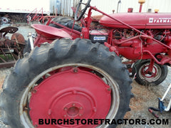farmall AV tractor for sale