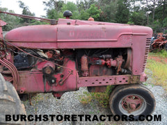 farmall m tractor used parts for sale
