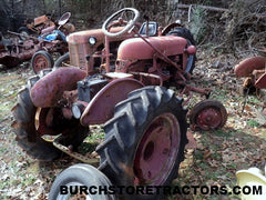 cub tractor for parts