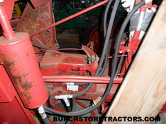 cub tractor with loader