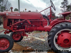 cub tractor for sale