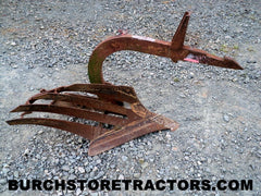 farmall 194 moldboard fast hitch plow