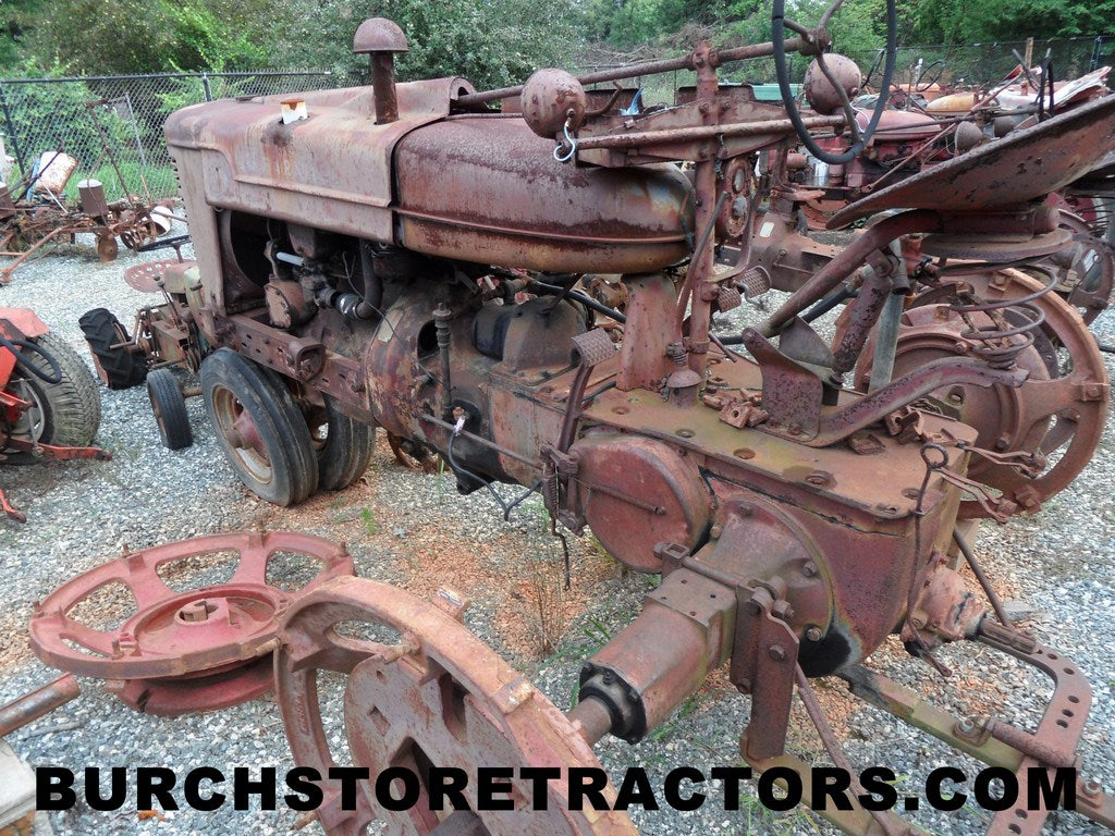 Farmall Tractor Parts Salvage : Garden tractor salvage yards ftempo