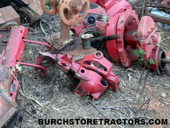 farmall super a salvage yard
