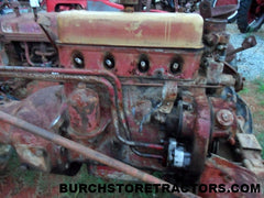 farmall salvage engine parts