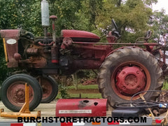 international farmall 140 tractor salvage yard
