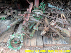 john deere row crop cultivator parts for sale