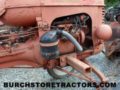 massey harris pony parts tractors