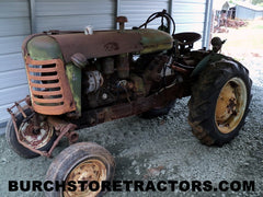 oliver 440 tractor for sale unrestored