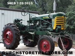 Oliver Super 44 restored for sale