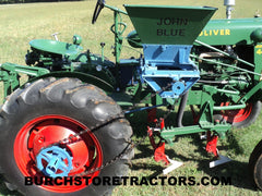 Oliver tractor Super 44 restored for sale