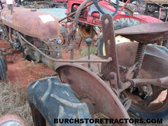 tractor cub salvage