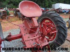 used farmall c tractor parts