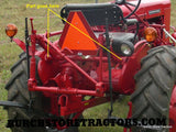 Farmall tractor hitch