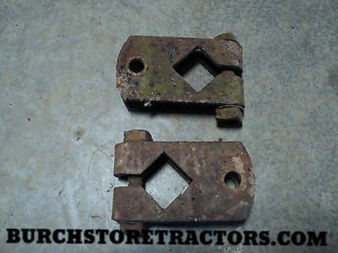 Planter Runner Mounts Farmall Cub Tractor