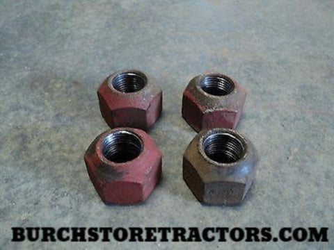 Farmall Drawbar Nut