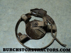 Farmall Cotton Bottom Seed Hopper