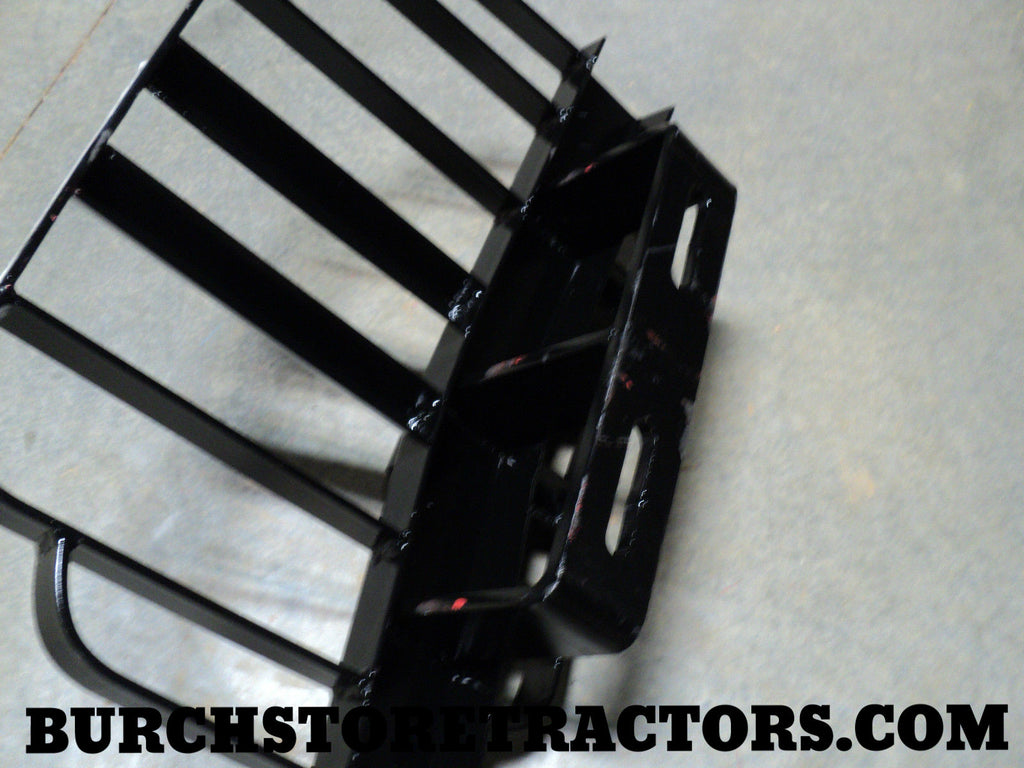 Ford Tractor Grill Guard : New front bumper for ford series and