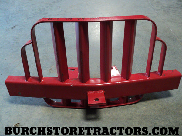 New Front Bumper for Massey Ferguson 235 or 245 Orchard Tractors, MF235,  MF245 Orchard Tractors