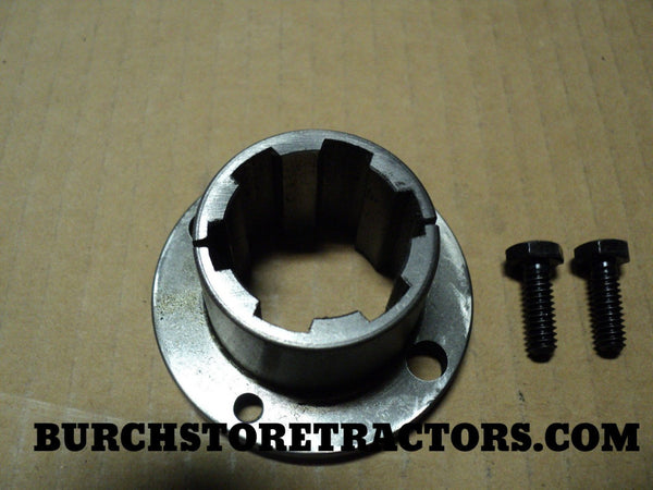 Mower Drive Pulley Insert, PTO