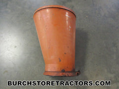 Allis Chalmers G Tractor Fertilizer Hopper