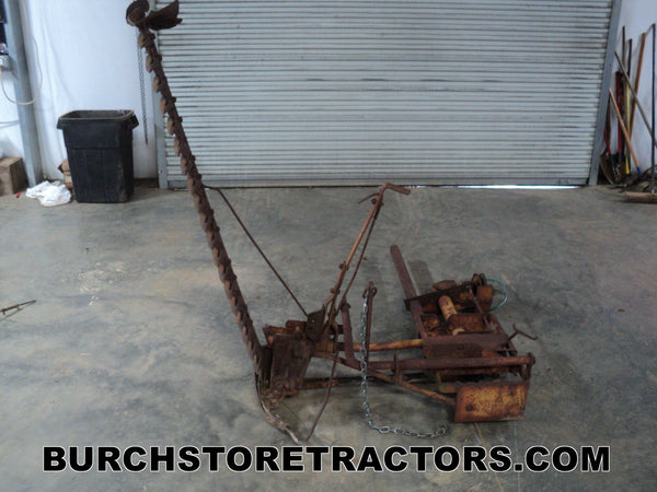 Sickle Bar Mower for Allis Chalmer G Tractor