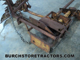 Sickle Bar Mower for A-C G Tractor