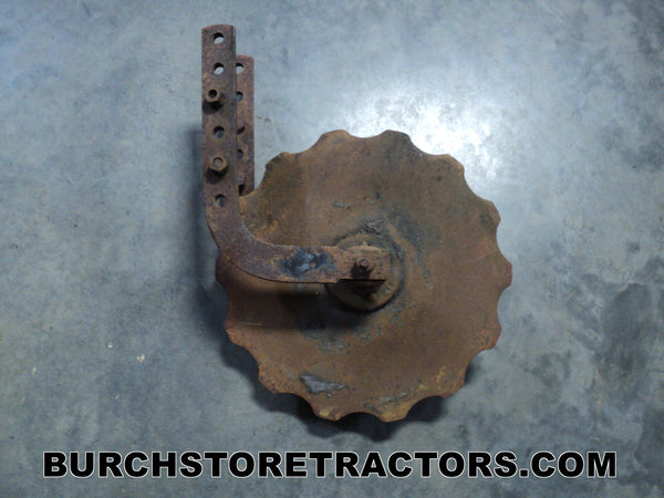 Bottom Plow Coulter Disk