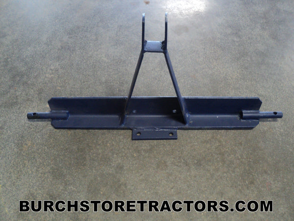 New 3 Point Hitch Frame for Cole 12 MX Planters.
