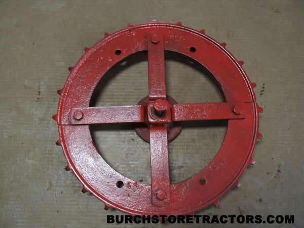 Allis Chalmers D10 Tractor Back Fertilizer Drive Gear